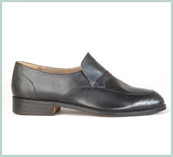Repair Nick In Leather Shoe